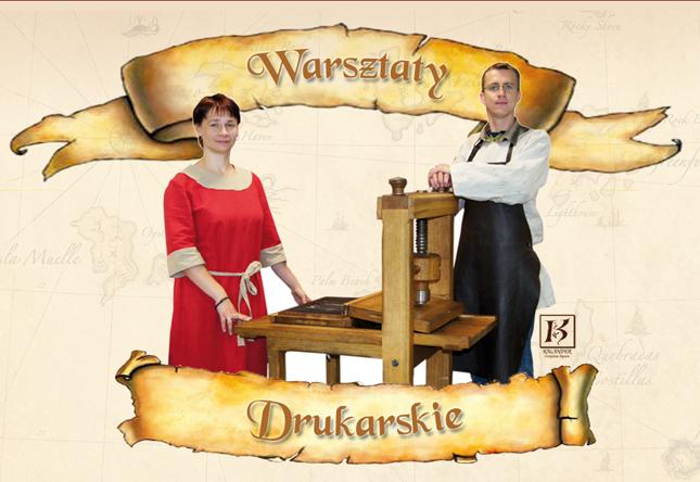 Warsztaty Drukarskie