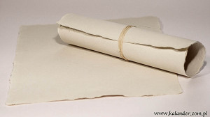 papier czerpany CAPPUCCINO